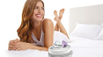 Remington iLIGHT Pro plus Permanent Laser Hair Removal System