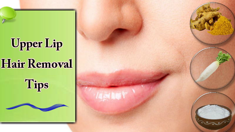 Best Way To Remove Upper Lip Hair Without It Growing Back Thicker