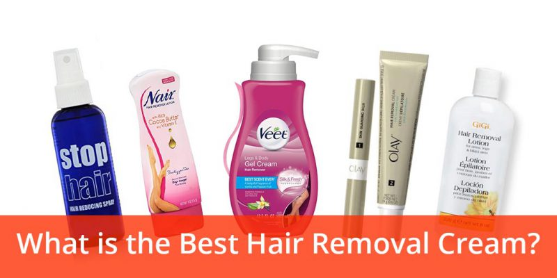 Best Facial Hair Removal Cream For Coarse Hair On 2020